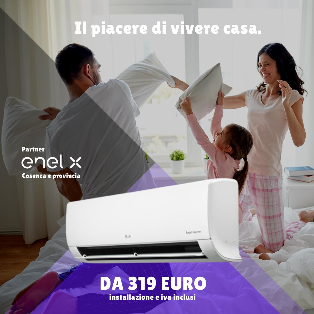 Agenzia EDC by Rocco Vigna per Partner Enel X Cosenza 1
